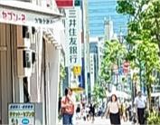 ④ そのまま歩き三井住友銀行き手前のビルの2階まで上がる