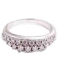 ダイヤ付きプラチナ指輪