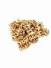ネックレス 18金 k18 18kの喜平ネックレス