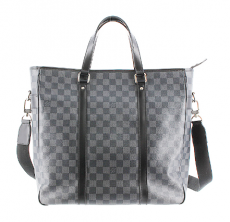 LOUISVUITTO DAMIER GRAPHITE(ルイヴィトン ダミエグラフィット)タダオ N51192