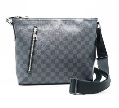 LOUISVUITTO DAMIER GRAPHITE(ルイヴィトン ダミエグラフィット)ミックPM N41211