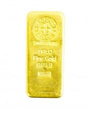 純金インゴット 24金 k24 24k 純金の1Kgインゴット