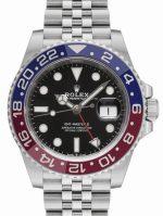 ROLEX GMTMASTERⅡ(ロレックス GMTマスターⅡ)126710BLRO