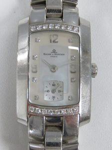 ボーム&メルシェの時計を買取