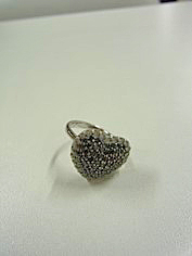 18金ダイヤ付きリングの買取