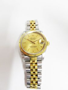 ロレクス デイトジャスト 68273 ボーイズ 時計 高価買取 高価査定