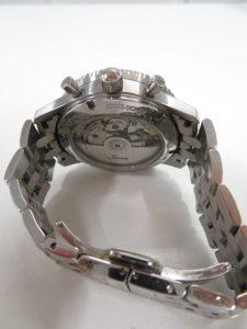 ジンの時計と信頼度