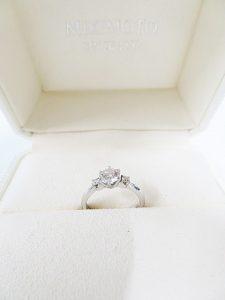ミキモト ダイヤ 指輪 買取