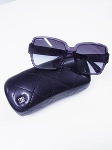 シャネルのサングラスの買取価格
