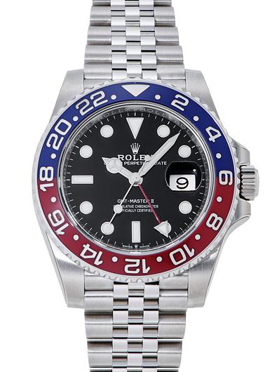 GMTマスターⅡ216710BLNR