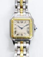 高価買取 高価査定 カルティエ パンテール 時計
