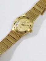 オメガの金無垢の時計の買取