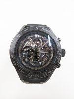 今回買取いたしましたタグホイヤーカレラの時計