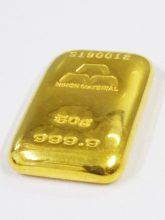日本マテリアル純金インゴット