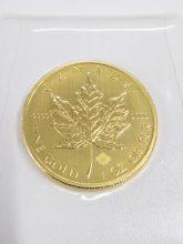 メイプルリーフコインを買取