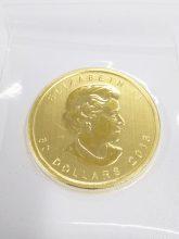 24金純金金貨を買取