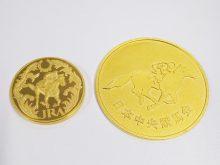 日本中央競馬会の純金メダル買取