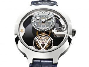 ルイヴィトントゥールビヨン時計