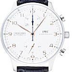 IWC インター ポルトギーゼ 時計 高価買取