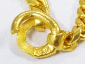 金のネックレスの買取
