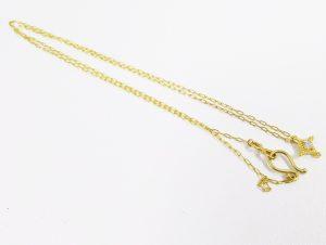 18金の貴金属ネックレスの高価買取