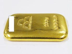 純金インゴットの高価買取