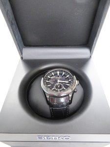 セイコーのアストロンの時計買取