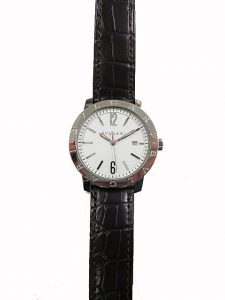ブルガリの時計の高価買取
