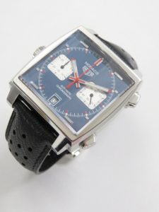 タグホイヤーのメンズ時計モナコの買取査定