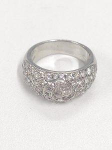 メレダイヤの指輪の買取