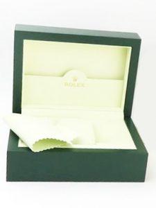 ロレックスの内箱