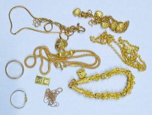 外国製貴金属の買取査定
