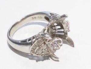 プラチナ素材の指輪の買取