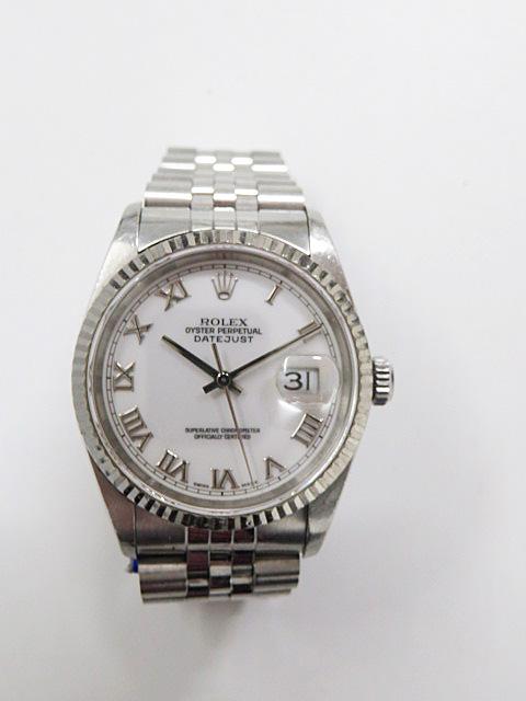 ロレックスの時計の高価買取