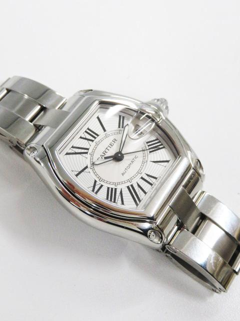 カルティエの時計の高額買取