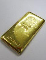 純金インゴット500g高価買取