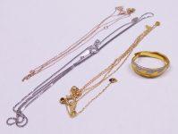 指輪とネックレス買取