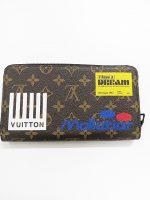ジッピーオーガナイザー M67826 モノグラムロゴ 財布 高価買取