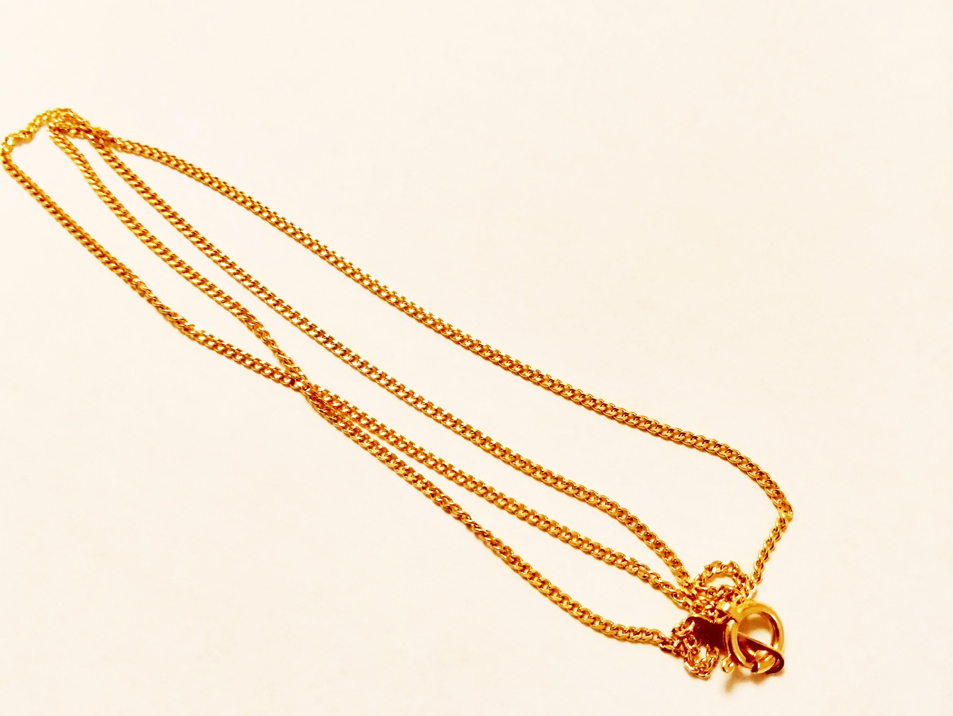 K24 ネックレス 買取