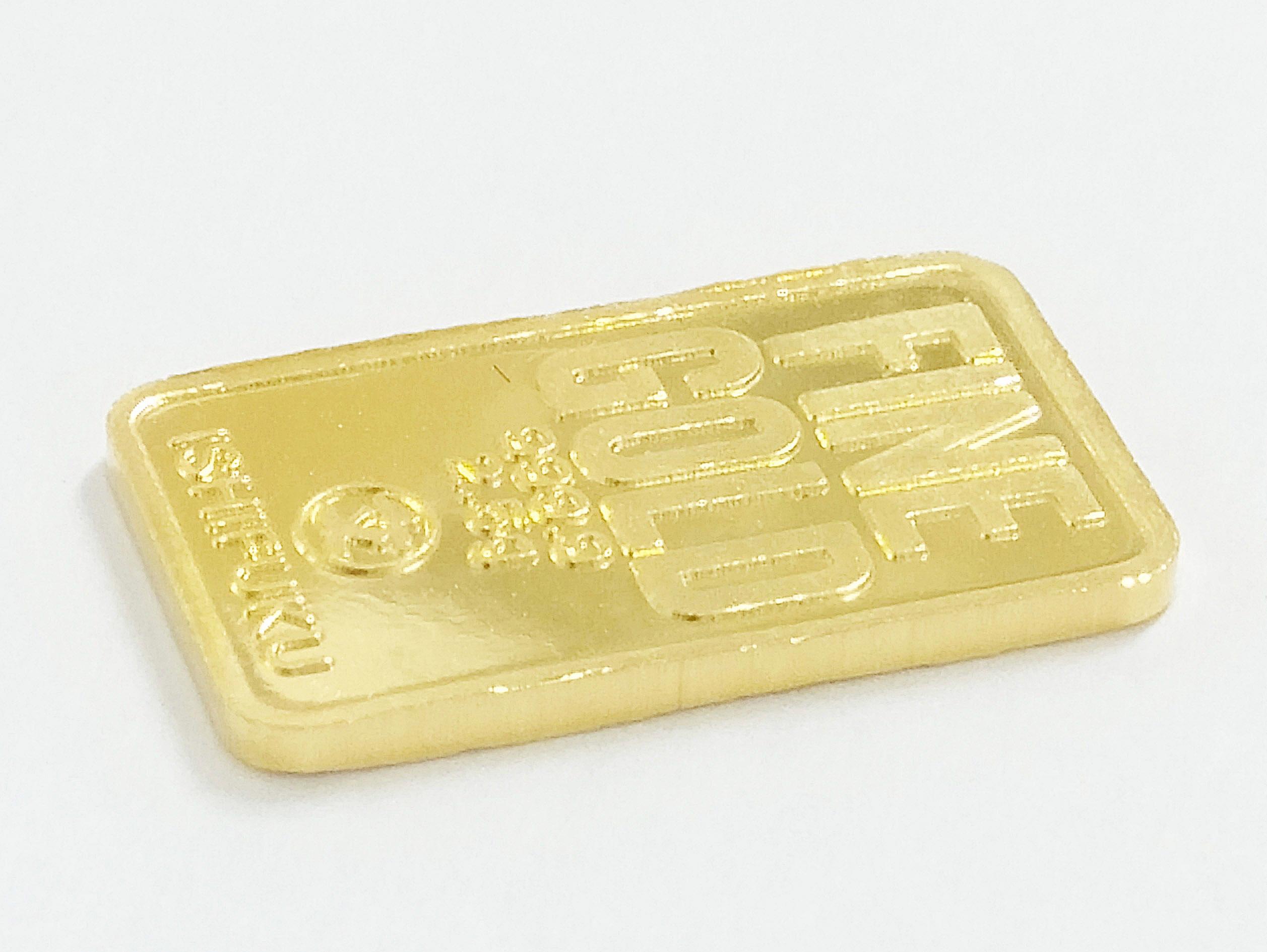 純金 インゴット 買取