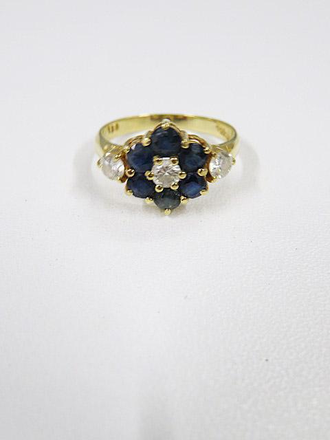 18金の指輪を高価買取