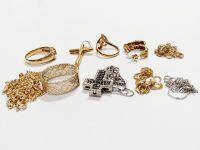 18金指輪、ネックレス買取
