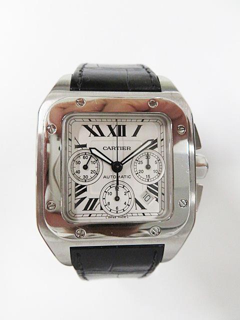 カルティエの腕時計