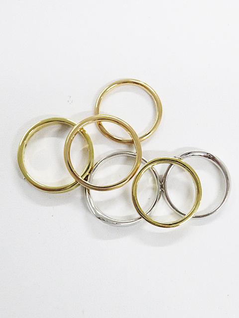 貴金属 指輪 買取
