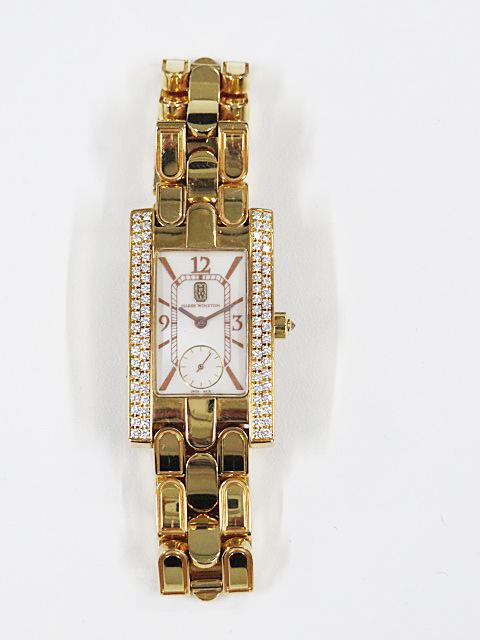 ハリー・ウィストン、アヴェニューの時計を高価買取