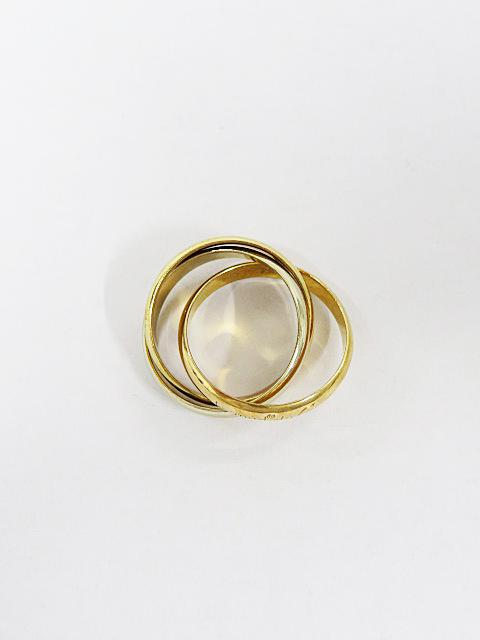 カルティエ トリニティ 指輪