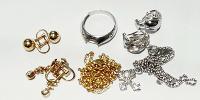 多数の貴金属も喜んで買取
