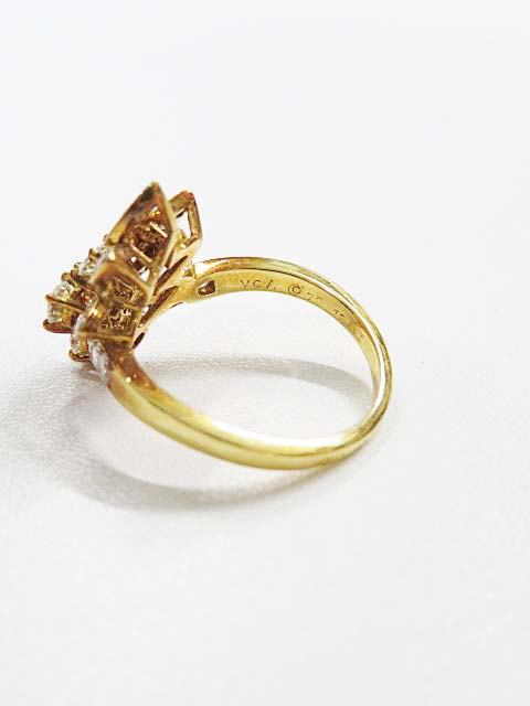 VCA 指輪 買取