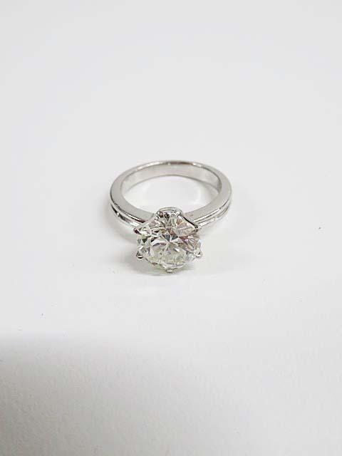 ダイヤモンド 指輪 買取