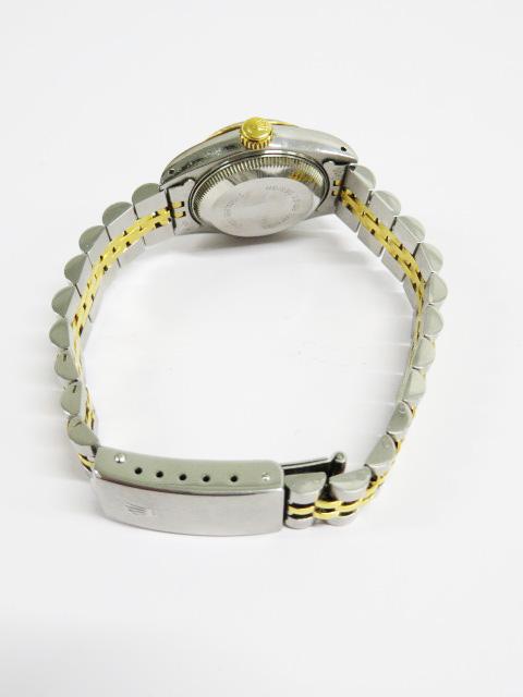 買取したロレックスのデイトジャスト69173G型の時計